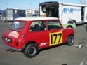 In the pits at Infineon