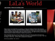 LaLa's World - e-Commerce