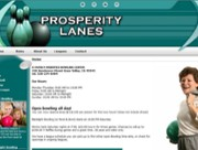 Prospertity Lanes - Information, Galleries
